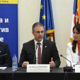 Stefanović: Srbija u borbi protiv korupcije može da se meri sa ozbiljnim državama EU 14