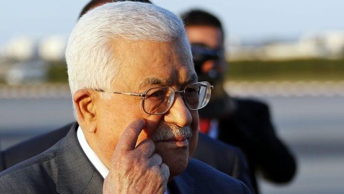 Abas: Palestinsku upravu više neće obavezivati sporazumi s Izraelom 2