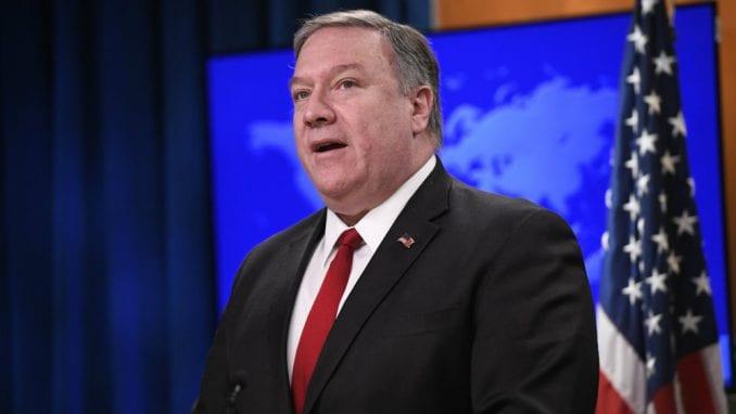 Pompeo odbacio evropske kritike na račun SAD 3