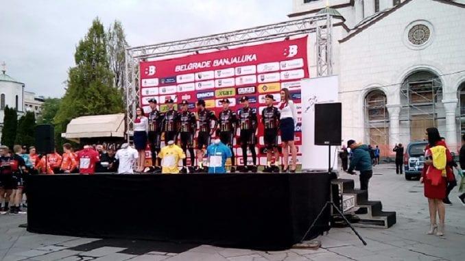 Međunarodna biciklistička trka Beograd - Banjaluka 4