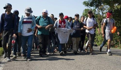Stotine migranata vraćeno sa granice 7