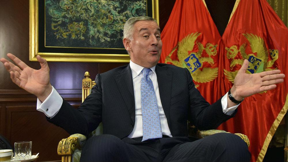 Đukanović pozvao EU da ne prepušta Zapadni Balkan Rusiji 1