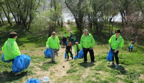 Zelene brigade čistile Rumu, Novi Sad i Zrenjanin 14