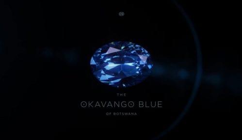Najveći plavi dijamant ikad pronađen u Bocvani (VIDEO) 4