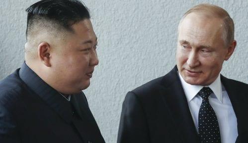 Kim Džong Un čestitao Putinu Dan pobede i poželeo uspeh protiv korona virusa 11