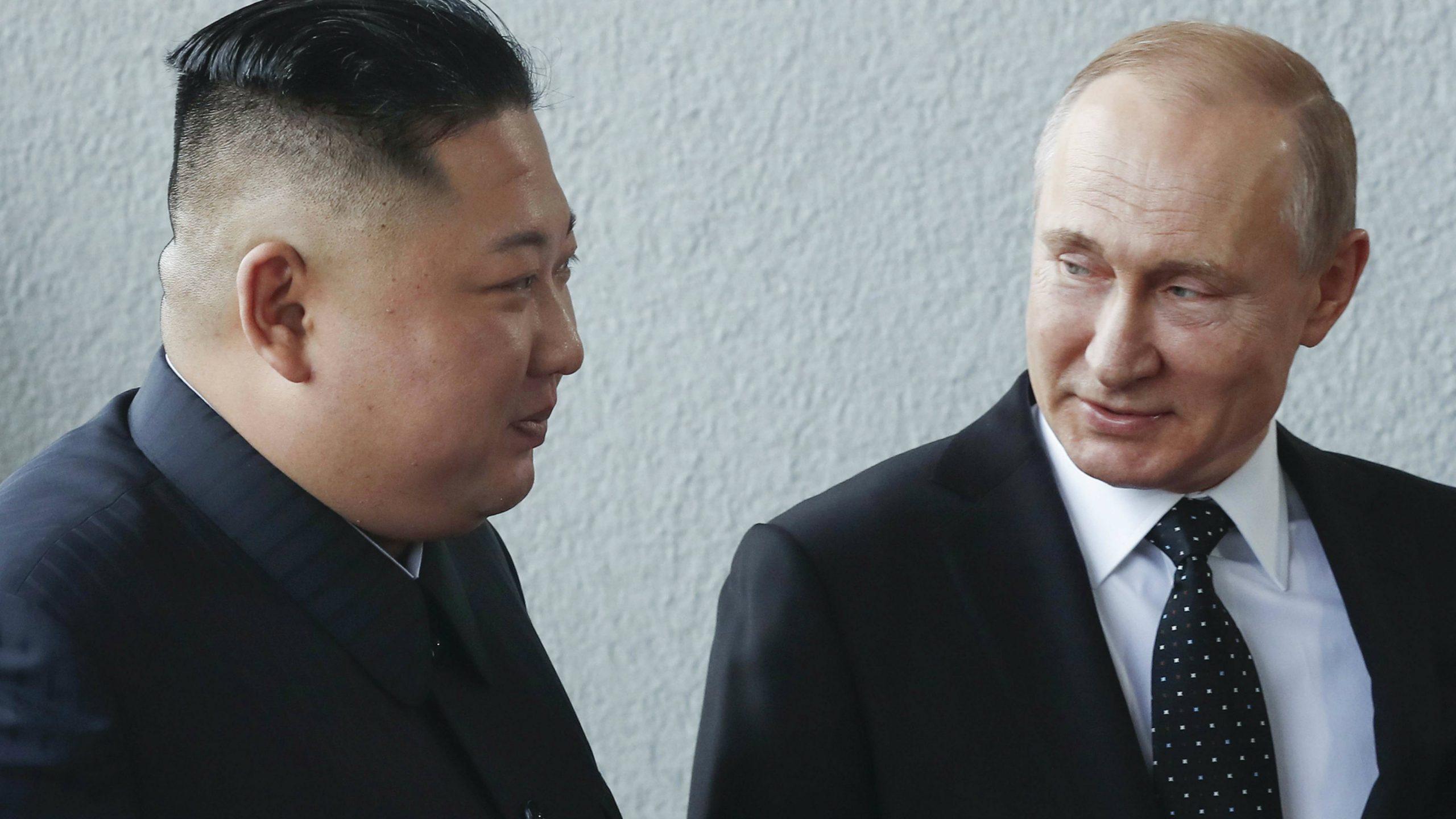 Kim Džong Un čestitao Putinu Dan pobede i poželeo uspeh protiv korona virusa 1