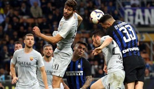 Inter i Roma igrali nerešeno u Milanu 1
