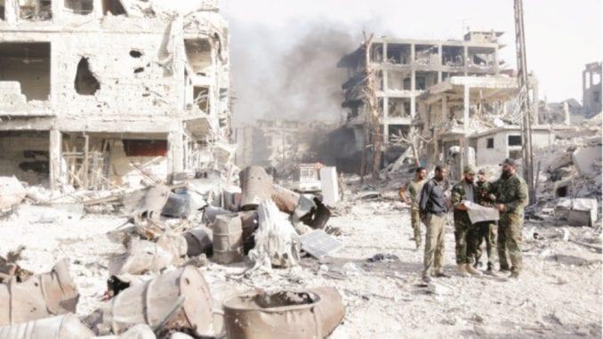 Veruje se da je vođa Islamske države mrtav posle američkog napada u Siriji 3