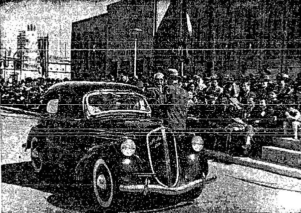 Kako je škoda pre 80 godina oduševila beogradsku publiku? 5