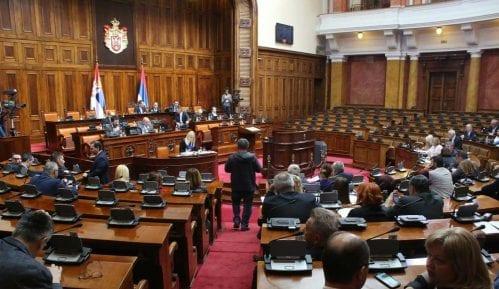 RTS: Sednica Skupštine Srbije planirana za utorak 9