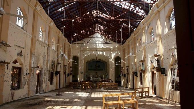Šri Lanka: Gubici do 1,5 milijardi dolara kao posledica uskršnjih napada 2