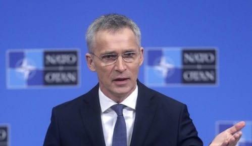 Šef NATO u ponedeljak u Ankari u utorak u Atini 7