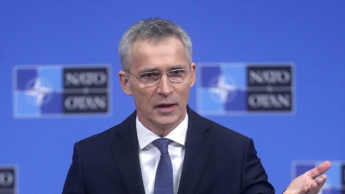 Stoltenberg odbacio francuske kritike da je NATO u stanju moždane smrti 1