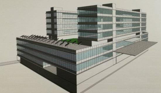 Radojičić: Počela izgradnja Tiršove dva 13