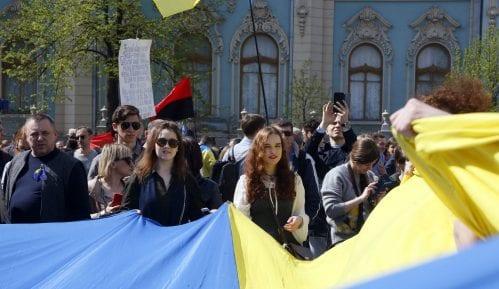 Ukrajinski parlament usvojio kontroverzni predlog zakona o jeziku 14