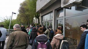 """Kraljevčani krenuli na protest """"Svi kao jedan - 1 od 5 miliona"""" u Beograd 2"""