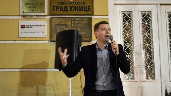 Užice: Na poštenim izborima, pobedićemo Vučića 1