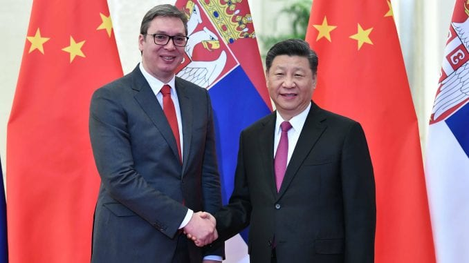 "Vučić o ""poluzagrljaju"" predsednika Kine: Znak poštovanja Srbije 3"