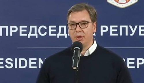 Vučić: Spremni da pomognemo obnovu simbola francuske i svetske civilizacije 4