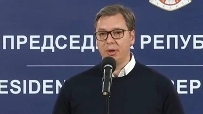 Vučić: Spremni da pomognemo obnovu simbola francuske i svetske civilizacije 1