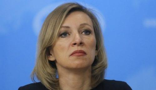 Zaharova: Diplomatsko osoblje i mediji SAD i Nemačke se mešaju u unutrašnje poslove Rusije 5