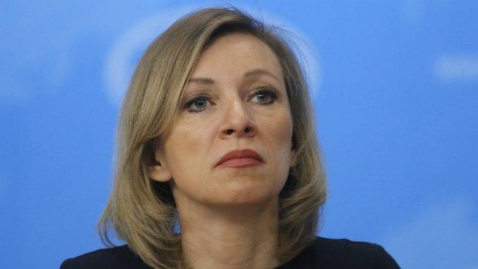 Zaharova: Klark je povezan sa dve velike kompanije na Kosovu 3