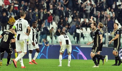 Ajaks srušio Juventus za polufinale Lige šampiona 6