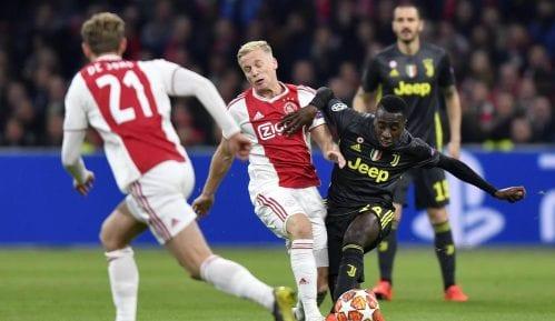 Remi Ajaksa i Juventusa u Amsterdamu 8