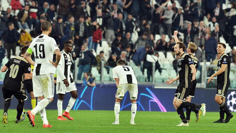 Ajaks srušio Juventus za polufinale Lige šampiona 1