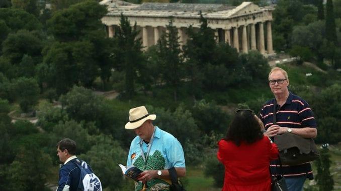 Grom udario u Akropolj, među povređenima i turisti 1