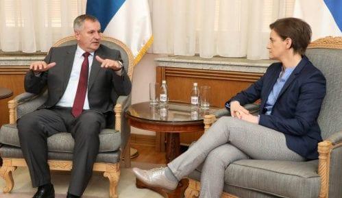 Brnabić: Dodatnih 9,3 miliona evra za Republiku Srpsku 10