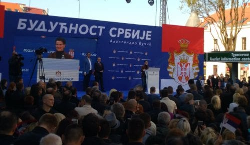 Brnabić: Nismo izveli policiju na ulice jer Savez za Srbiju želi incidente i provokacije 4