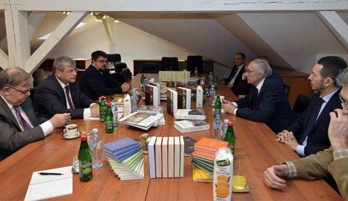 Potpisan Memorandum o saradnji Arhiva Srbije sa arhivima u Rusiji 5