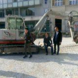 Predstavnici opštine Stari grad zaustavili radove na Trgu republike (VIDEO) 6