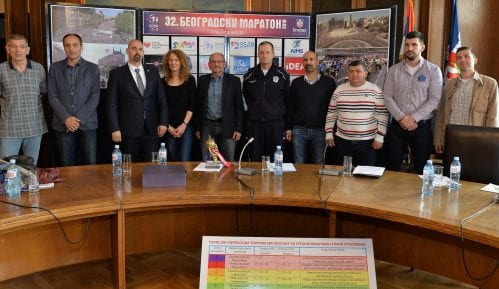 Beogradski maraton obara rekorde 9