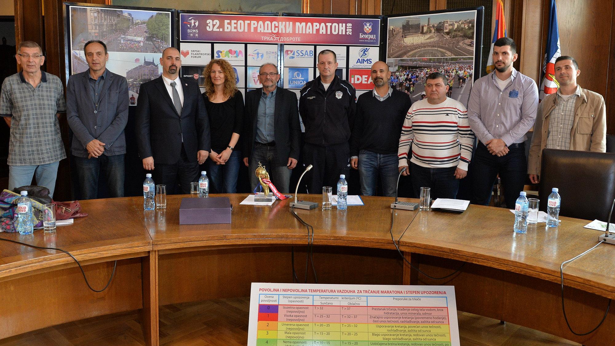 Beogradski maraton obara rekorde 1