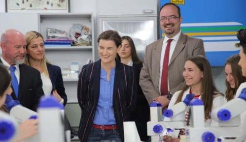 Brnabić: Obrazovanje u fokusu Nacionalnog dana davanja 14