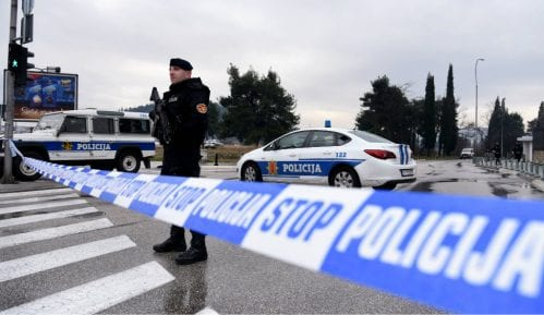 Privedeno 17 osoba u Budvi, incidenti u Podgorici i Nikšiću 5