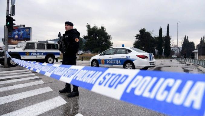 Privedeno 17 osoba u Budvi, incidenti u Podgorici i Nikšiću 2