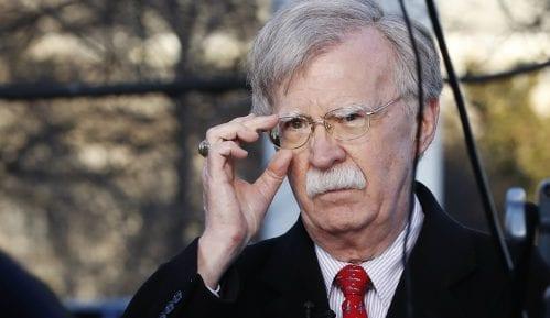 Savet za nacionalnu bezbednost SAD bez komentara o poseti Boltona Srbiji 10