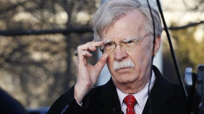 Savet za nacionalnu bezbednost SAD bez komentara o poseti Boltona Srbiji 2