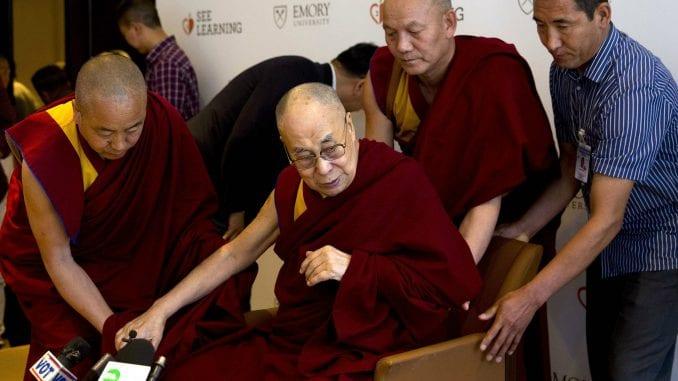 Dalaj lama se izvinio zbog izjave koju su neki ocenili kao seksističku 1