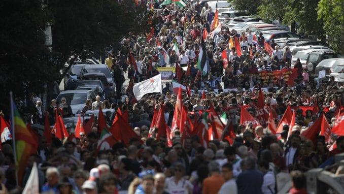 Hiljade Italijana proslavilo Dan oslobođenja od fašizma 1