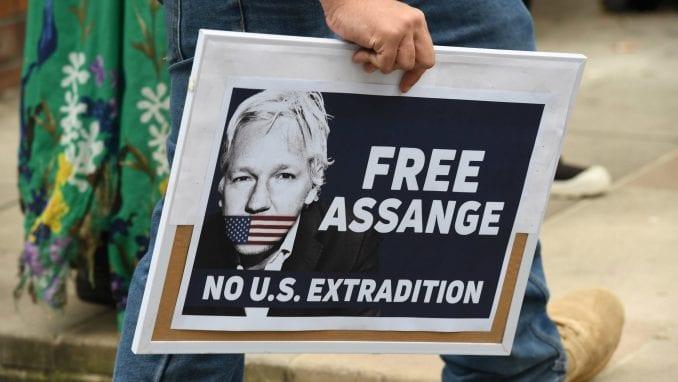 "Osoba ""bliska"" Džulijanu Asanžu uhapšena u Ekvadoru 1"