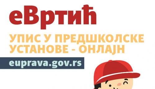 Elektronska prijava dece u predškolsko u 17 gradova i opština 5