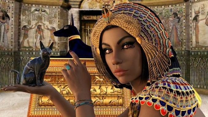 """Tajna stare egipatske """"društvene"""" igre 1"""