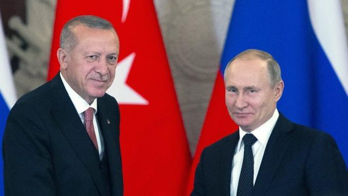 Putin i Erdogan razgovarali o protivvazdušnom sistemu S-400 4