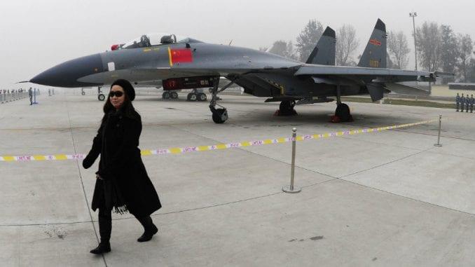 Tajvan protestuje zbog kineskih aviona iznad Tajvanskog moreuza 4