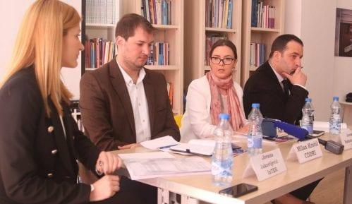 Predstavljena analiza Kosovski Srbi u kontekstu razgraničenja 15