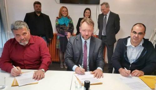 Sporazum o saradnji tri pokreta u Vojvodini 3